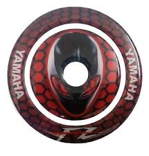 YAMAHA FZ FUEL TANK STICKER round shape