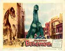 "Giant Behemoth Movie Poster Replica 11x14"" Photo Print"