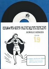 "Andrew Jackson Jihad ""Art of the Underground"" 7"" OOP /250 NM Against Me!"