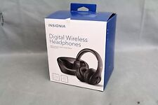 USED INSIGNIA DIGITAL WIRELESS HEADPHONES FOR TV & AUDIO DEVICES NS-WHP314
