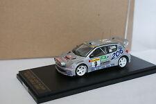 Provence Moulage Kit Monté 1/43 - Peugeot 206 WRC Rallye Monte Carlo 2000 N°9