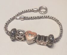 Truth Charm Bracelet With 3 Charms