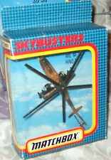 1989 MATCHBOX SKYBUSTERS RUSSIAN MIL MI-24 HIND ATTACK HELICOPTER Unpunched Box