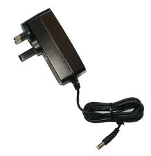REPLACEMENT POWER SUPPLY FOR THE YAMAHA PSR-E323 KEYBOARD ADAPTER UK 12V