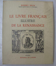 France History Illus Books French Renaissance 16th C Bibliography Reference 1969