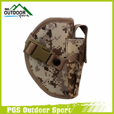 Tactial Airsoft Air Gun Pistol Belt Holster Desert Camo Free Shipping