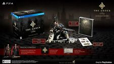 The Order: 1886 Collector's Edition (Playstation 4 PS4 Statue Steelbook DLC) NEW