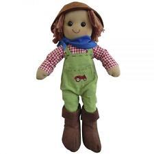 Powell Artigianato Bambola Di Pezza Contadino Super bambine/