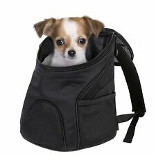 Cat Dog Pet Backpack Carrier Mesh Pup Pack Soft-sided Outdoor Travel Double
