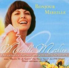 """MIREILLE MATHIEU """"BONJOUR MIREILLE"""" 2 CD NEU"""