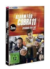 TOM BECK/+ - ALARM FÜR COBRA 11, STAFFEL 31, EPISODEN 242-251  (2 DVD)  NEU
