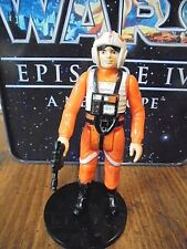LUKE SKYWALKER XWING PILOT UNIFORM~VINTAGE STAR WARS A NEW HOPE~3 LINE HK COO!@@