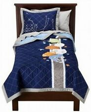 Circo Sports Collection Embroidered Full Queen Quilt & Shams Set Balls Comforter
