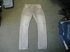 "Good Souls Arc leg Jeans Waist 34"" Leg 32"" Faded Grey Mens Jeans"
