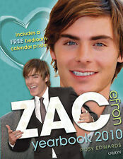 """Posy Edwards Zac Efron Yearbook 2010: Even more Zac! """"AS NEW"""" Book"""
