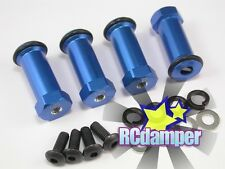 ALUMINUM 12MM HEX DRIVE 25MM EXTENSION ADAPTER B TRAXXAS 1/10 SLASH STAMPEDE 4x4