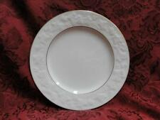 Noritake Halls of Ivy, 7341, Ivory w/ Raised Leaves: Bread Plate (s), 6 5/8""