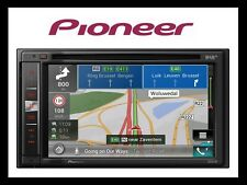PIONEER AVIC-F980DAB NEW, FREE DAB AERIAL, CARPLAY, BT, SD LATEST MAP GUARANTEE