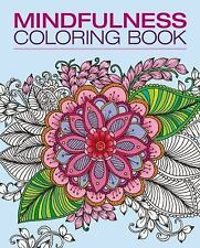 Chartwell Adult Coloring Book.: Mindfulness  ** Mandalas & Abstract Patterns