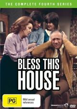 Bless This House : Complete Series 4 (DVD, 2008, Like New, Region 4) gf7