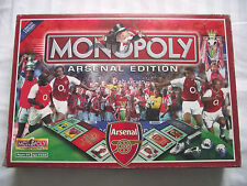 MONOPOLY ARSENAL EDITION RARE / BOARD GAME / PARKER GAMES / COMPLETE