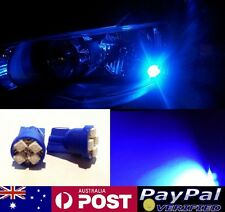 Blue LED T10 Parker Bulbs - Subaru Impreza WRX MY94-10 Liberty Outback Legacy