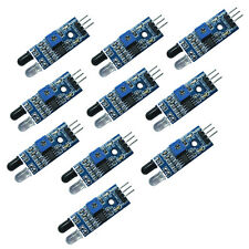 Good New 10pcs IR Infrared Obstacle Avoidance Sensor for Arduino Smart Car Robot