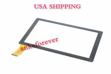 """Touch Screen Digitizer FOR MID Chromo Noria Dragon Flytouch iRulu 7"""" Tablet PC"""