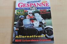 151904) Yamaha Vmax Gespann - Motorrad Gespanne 44/1998