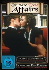 ANDREA MOLNAR, CAROLE NASH, DEIDRE HOLLAND - PRIVATE LOVE AFFAIRS  DVD NEU