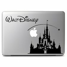 "Disney Castle Decal Sticker Skin for Apple Macbook Pro & Air 13"" 15"" 17"""