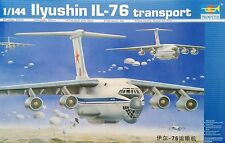 TRUMPETER® 03901  Ilyushin IL-76 Russian Heavy Transport in 1:144