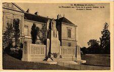 CPA Saint Brieuc-Le Monument aux Morts de la grande Guerre (231354)