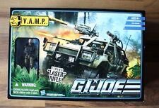"Gi Joe The Pursuit Of Cobra Jungle V.A.M.P. Vamp 3 3/4"" Double Clutch POC (Rare)"