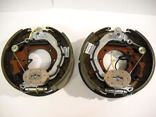 "2x 12-1/4x3-3/8"" 9K 10K GD Electric Backing Plate 10000 Trailer Brake Fit Dexter"