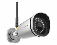 P2P Foscam FI9900P Wireless HD 1080P Waterproof IP Camera 2.0 MP Card Storage
