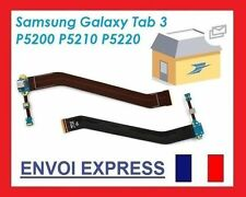SAMSUNG GALAXY TAB 3 GT-P5210 NAPPE FLEX DOCK CONNECTEUR DE CHARGE + MICROPHONE