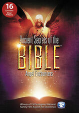 Ancient Secrets of the Bible: Angel Encounters, New DVDs