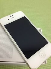 Apple iPhone 4s - 16GB - White (AT&T) Smartphone (MC918LL/A)