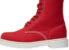DR MARTENS Mens Page Boots True Red size Uk 11 BRAND NEW WITH BOX!!
