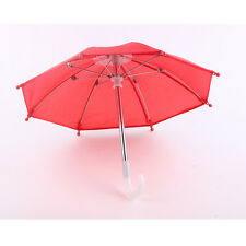 Hot Red Christmas gift Umbrella for 18inch American girl doll accessory b904