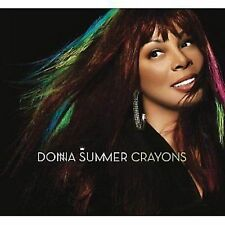 Donna Summer Crayons CD NEW SEALED 2008 I'm A Fire/Stamp Your Feet+