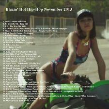Promo Video Compilation DVD, Blazin Hot Hip-Hop November 2013, NEW ONLY on Ebay!