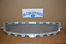 2008-2012 Chevrolet Malibu Front Upper Silver GRILLE new OEM Genuine 25784044