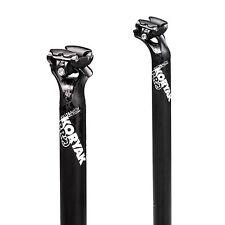 Shimano Pro Koryak Seatpost 27.2mm 400mm MTB Trail Bike Bicycle Black PRSP0063