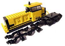 Lego® Eisenbahn 9V Lokaufsatz aus 4564 Freight Rail Runner Trains Türen Tür