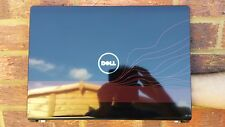 NEW DELL STUDIO 1535 1536 1537 LCD TOP LED  COVER , BEZEL HINGES  & CABLE
