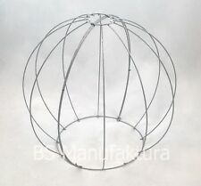 Topiary metal wire frame BALL GLOBE 50cm