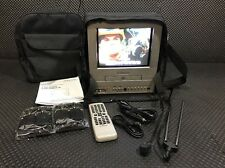 Emerson Portable TV DVD AC/DC Powered  EWC09D5 - Complete Package!!! Tailgating
