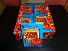 1975 Topps Good Times Unopened Factory Sealed WAX PACK Trading Cards JJ Walker